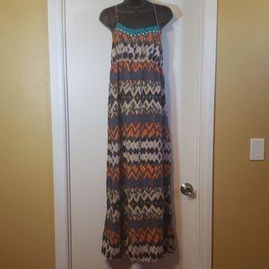 Mossimo supply co maxi dress